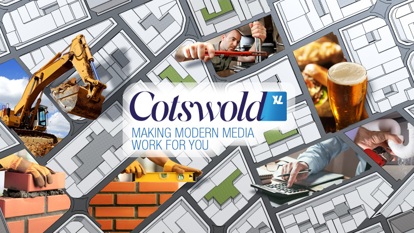 COTSWOLD XL banner