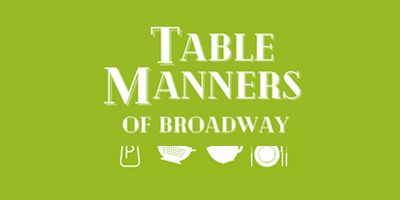 Table Manners of Broadway Logo