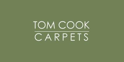Tom Cook Carpets logo